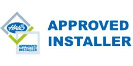 Halo approved installer